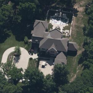 Eric Decker's house (Bing Maps)