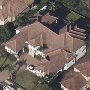 Wesley Woodyard's house (Bing Maps)