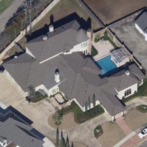 Kyle Orton's house (Birds Eye)
