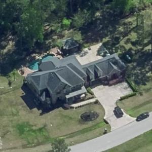 Jackie Battle's house (Birds Eye)