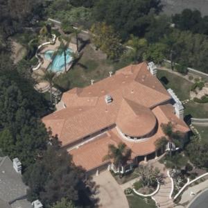 Glenn Dorsey's house (Birds Eye)