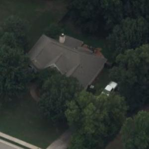 Herman Cain's house (former) (Bing Maps)