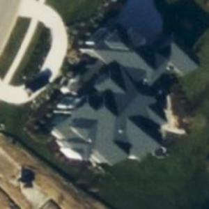 Hue Jackson's house (Bing Maps)