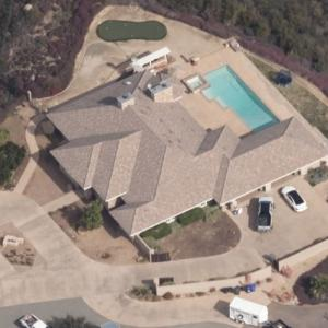 Ryan Matthews' house (Birds Eye)