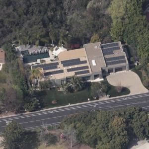 Donald Butler's house (Birds Eye)