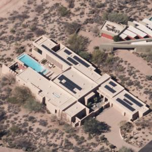 Shaun Phillips' house (Birds Eye)