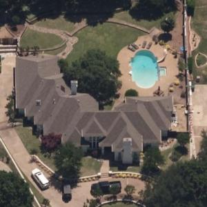 Jason Hatcher's house (Bing Maps)