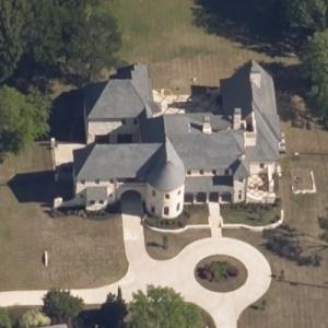 Anthony Spencer's house (Birds Eye)