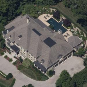 DeMarco Murray's house (former) (Birds Eye)