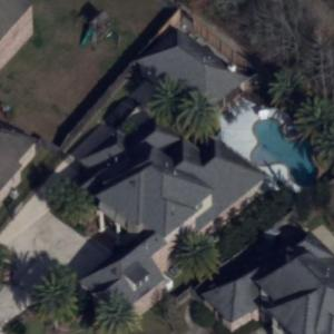 Corey Webster's house (Bing Maps)
