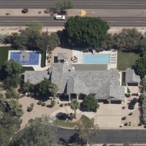 Lorenzo Alexander's house (Birds Eye)