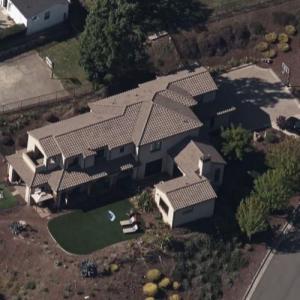 Jahvid Best's house (Bing Maps)