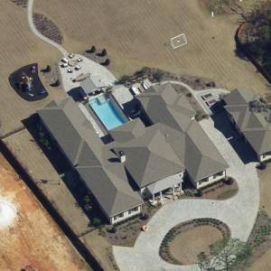 Josh Sitton's house (Birds Eye)