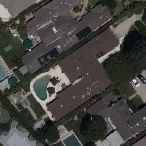 Kamala Harris' House (Bing Maps)