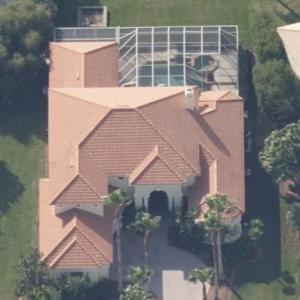 Davin Joseph's house (Bing Maps)
