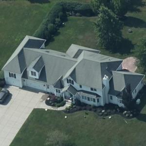 Stephen Hauschka's house (Birds Eye)
