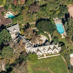 Tom Cruise's House (former) (Birds Eye)