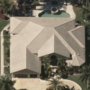DeVante Parker's house (Birds Eye)