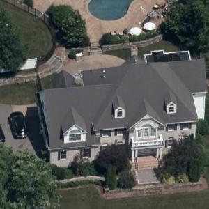 Jerod Mayo's house (Birds Eye)