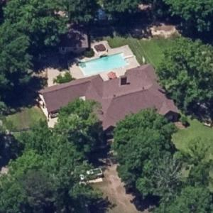Justin Ellis' house (Birds Eye)