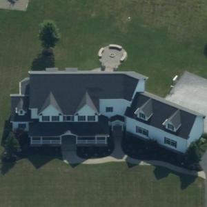 Cole Beasley's house (Bing Maps)