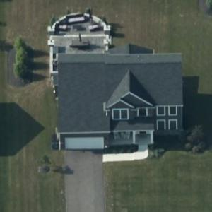 Micah Hyde's house (Birds Eye)