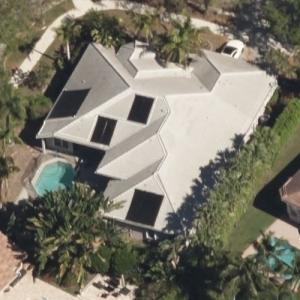 Xavier Rhodes' house (Birds Eye)