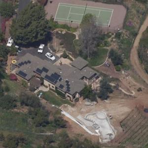 Zlatan Ibrahimović's house (Bing Maps)