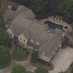 Dan Quinn's house (Birds Eye)