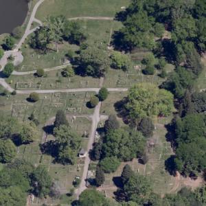 Decatur Cemetery (Birds Eye)