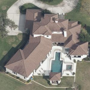Donovan Smith's house (Birds Eye)