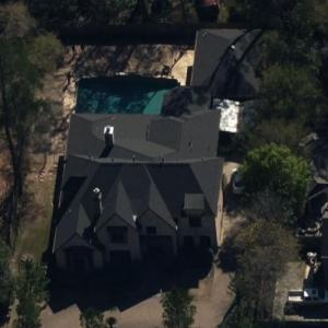 Case Keenum's house (Bing Maps)