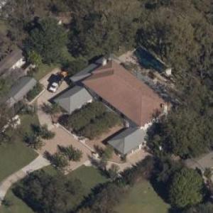 Joe Rogan's House (Bing Maps)