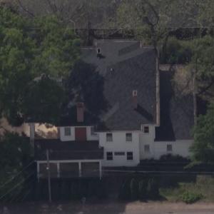 Clarence R. Ware House (Birds Eye)