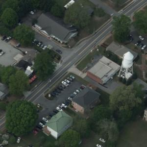 Cherokee Street Historic District (Birds Eye)