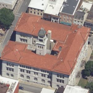 Tomochichi Federal Building and United States Courthouse (Birds Eye)