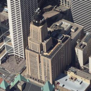 CenturyLink Building (Birds Eye)