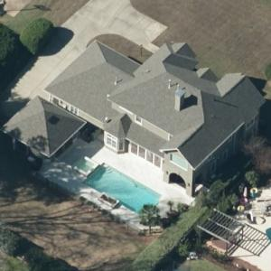 Corey Simon's house (Birds Eye)