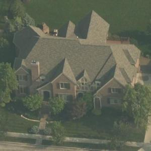 Justin Snow's house (Bing Maps)