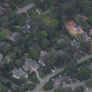 Brookhaven Historic District (Birds Eye)