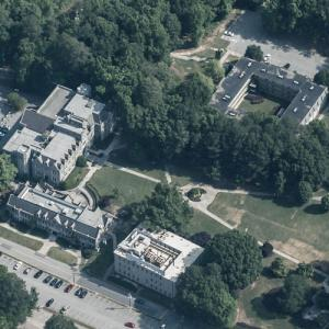 Oglethorpe University (Birds Eye)