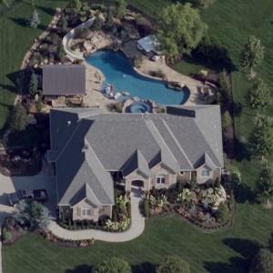 Casey Wiegmann's house (Birds Eye)