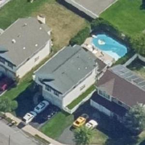 Ron Stone's house (Bing Maps)