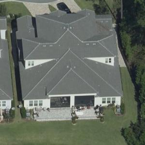 Keenan McCardell's house (Birds Eye)