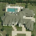 Bradie James' house