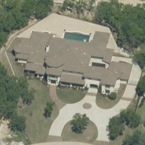 Flozell Adams' house (Bing Maps)