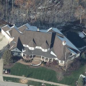 Tom Tupa's house (Bing Maps)