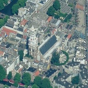 Zuiderkerk (Birds Eye)