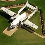 C-119 Flying Boxcar on static