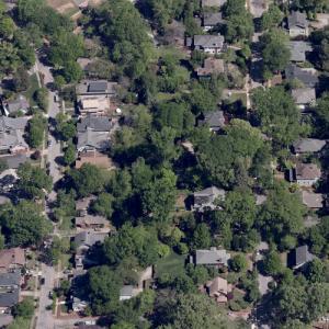 McDonough-Adams-Kings Highway Historic District (Birds Eye)